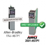 Product Alert Thumbnail: Direct Replacement for 1746-HSTP1 (SLC500 Motion Module)