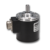 Product Image DC25 Absolute SSI Rotary Shaft Encoder