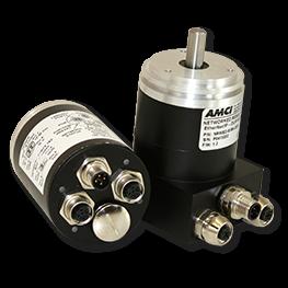 NR60 EtherNet/IP Resolver Transducer | AMCI