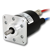 Product Image NR25 Networked Absolute Rotary Shaft Encoder