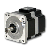 Product Image SMD34E2 Networked Series Integrated Stepper Motor + Controller + Drive