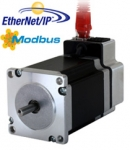 Product Alert Thumbnail: AMCI's SMD23E Integrated Stepper Motor with Ethernet Interface