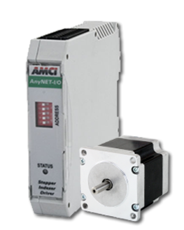 Ang1 x integrated stepper controller drive for for Integrated servo motor and drive