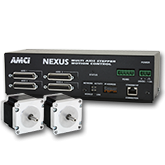 Product Image NX1F4 & NX1F2 NEXUS Motion Controller