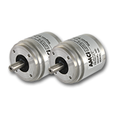 Product Image ME15 Absolute SSI Rotary Shaft Encoder